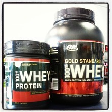 Whey Protein 100% Naturally Flavored Supplement