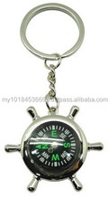 KEY1415 Metal Key Holder with Compass