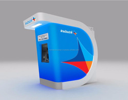2016 NEW DESIGN DOUBLE ATM KIOSK SERIES ATM OUTDOOR CABIN ATM BOOTH Cambodia Cameroon Canada Cape Verde Central African