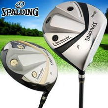 Spalding limited short titanium driver SP-002 Japanese driver head golf