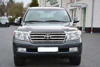 USED CARS - TOYOTA LAND CRUISER 200 V8 D-4D EXECUTIVE (LHD 4055 DIESEL)