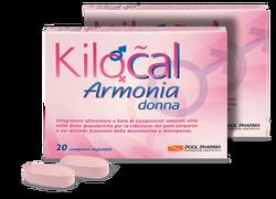 Kilocal Harmony Women Food Supplement 20 Tablets
