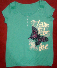 Ladies Tops @$1 Knitted Tops from Ready Stock