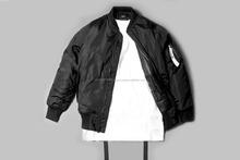 Classical men/women nylon custom bomber jacket wholesale, winter jackets from wholesale clothing market
