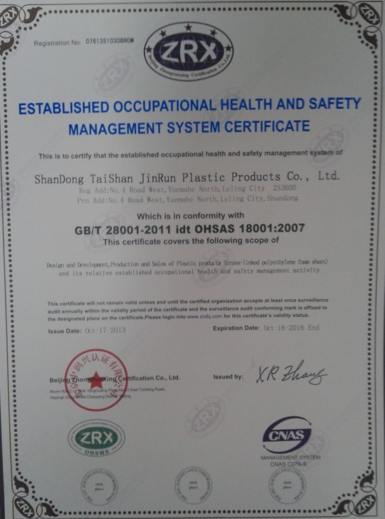 Occupational Health And Safety Manager Cover Letter