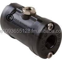 Air Pinch Valve with internal thread connection acc. to ANSI/ASME B1.20.1, VMP series