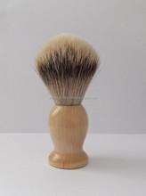 Badger Wood Handle Men Shaving Brush , Hair Shaving Brush , Shaving Brush Free Shipping For 50 Pieces