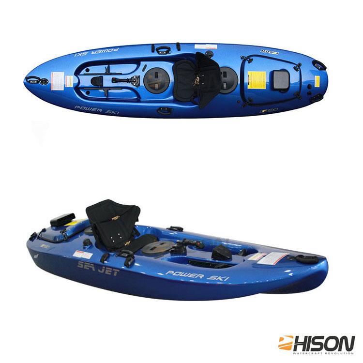 Motorized Gasoline 152cc 20 Hp Power Jet Kayak Buy Kayak