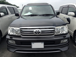 RECYCLED CAR FOR SALE IN JAPAN FOR TOYOTA LAND CRUISER 100 5D4WDDVX-LTD G-SELECTION KR-HDJ101K (HIGH QUALITY AND GOOD CONDITION)