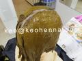 color de cabello la alheña