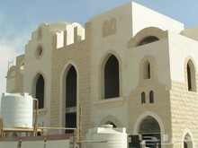 Supply and installation of stone and a Jordanian al-Maqdisi and stone Riyadh lowest prices