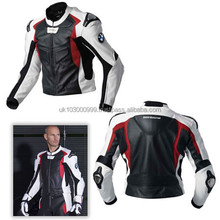 2015 Customized Leather Motorcycle jacket DG-3021