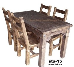 antique wood garden tables and chairs outdoor furniture