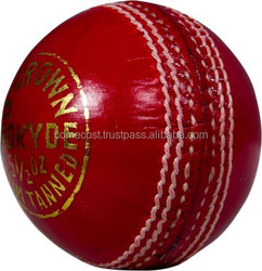 Cricket Ball Made in Pakistan