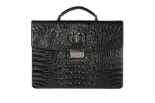 KHATOCO Crocodile Leather bag 07009
