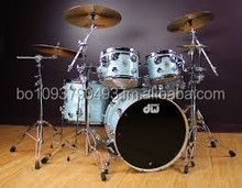 DW Collector's Series 4-Piece Shell Pack Blue Oyster Finish