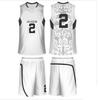 Fashion new design jerseys balls basketball uniforms