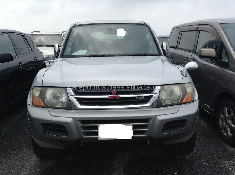 Secondhand cars for sale diesel in japan for mitsubishi