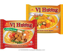 INSTANT NOODLE 70g WITH SPICY BEEF FLAVOUR - Thien Huong Food JSC