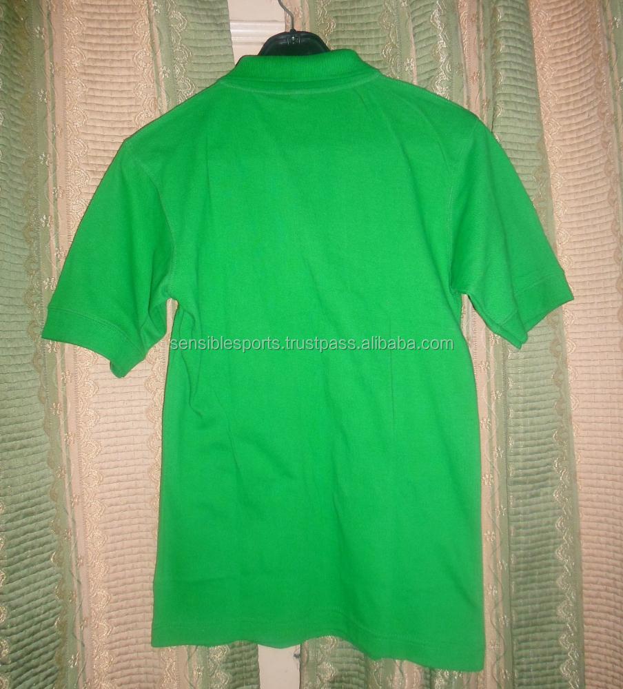 Custom made embroidered logo high quality polo shirt for Custom polo shirts embroidered