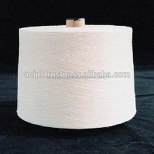 100 porcentaje de algodón hilado para tejer