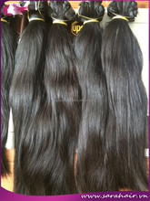 factory price from Sarahair company the best hair straight hair extension natural color
