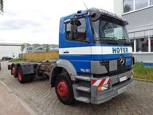 Used MercedesBenz Atego 2528 6x2 Chasis - Left Hand Drive - Stock no: 13032