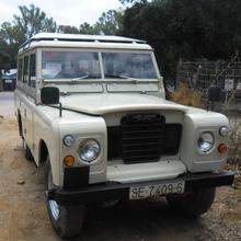 Classic Land Rover 109 Diesel 5 Doors 1979