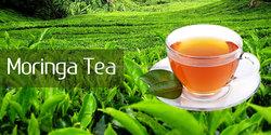 Organic Moringa Natural Tea