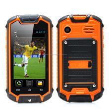 Water resistant smart phone - Orange