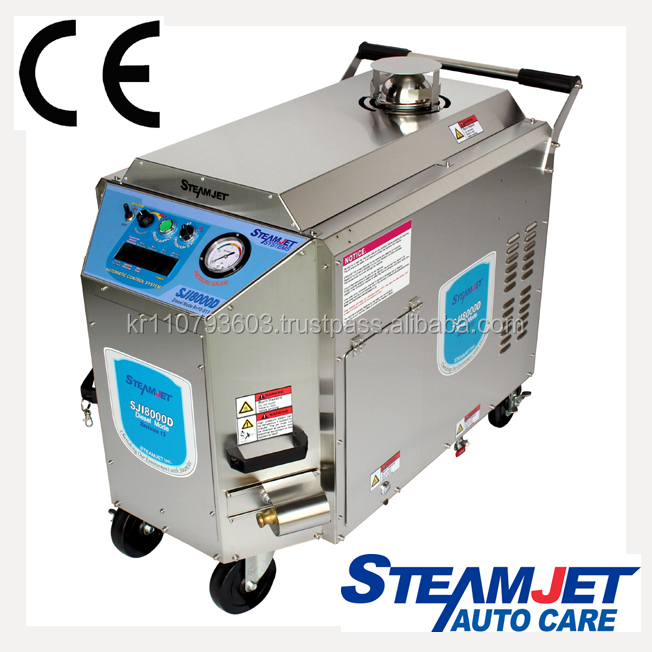steam carwash machine