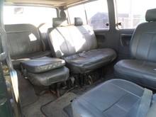 Ssangyong ISTANA 12 asientos / MANUAL / SUPER modelo primer