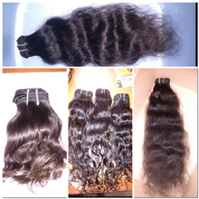 Indian wave extension.Express 6a virgin human hair, natural wave hair weaving, wholesale price fast shipping
