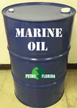 Marine 30w Synthetic Blend_ Engine Oil_*55 Gallon Drum