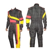 Professional go kart racing suits