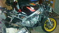USED MOTOR BIKES - HONDA CBR 600 F3 (10054)
