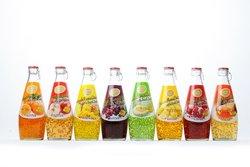 Basil Seed Drink Fruit flavored