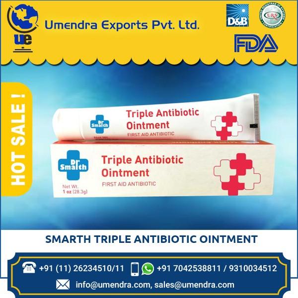 Haute Qualité Nouvelle Bonne Smarth Triple Antibiotique Pommade pour Vente