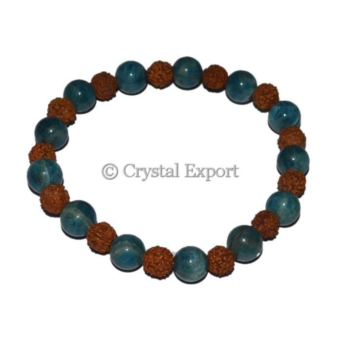 Blue Apatite Healing Bracelets : Healing Bracelets At ...