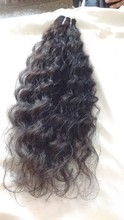 Natural Unprocessed Remy Raw Indian Virgin Human Hair Straight wavy Curly, KINky from DESIRE INC