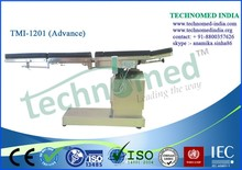 TMI-1201 Advance Good quality! C-arm compatible OT table with zero position & electric floor locking system n