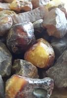 Ukrainian high quality raw amber all fraction