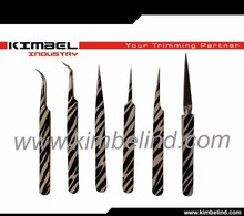 Eyelash Extension Tweezers /Straight/Curved/Angled/ 105 Degree & 135 Degree/L Shape For 2D, 3D, 4D, 5D, 6D