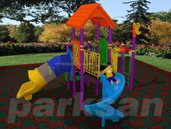 swing & slide, giant adult inflatable slide