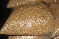 6 MM DIN white Wood Pellet