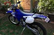 For The New 2005 Yamaha WR250F