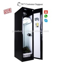 Indoor Gardening System Home Growing cabinet/Locker Hydroponic mini greenhouse price