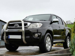 Used Toyota Hilux 3.0TD Invincible Double cabin Pickup 2010