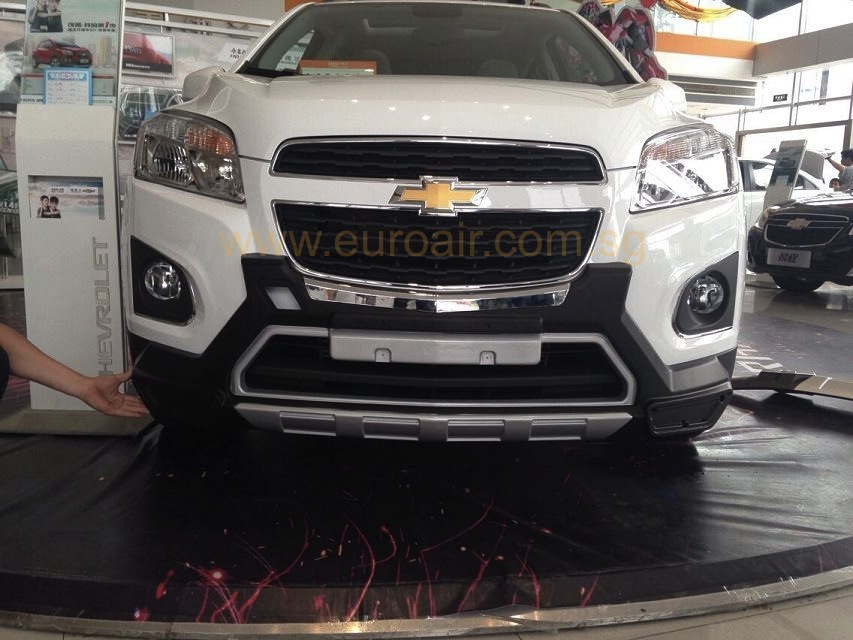 Chevy trax lifted : Chevrolet Trax Accessories