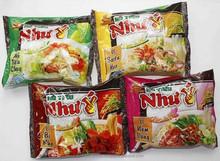Instant Rice Noodles (Hu Tieu) 60g - Beef, Orient, Pork, Vegetable, Chicken Flavours